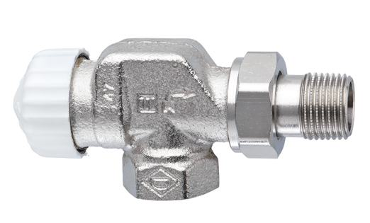 Heimeier V Exact Ii Thermostatventil 1 2 Axial Mit Voreinstellung