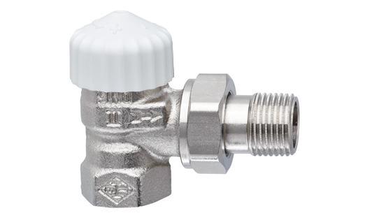 Heimeier V Exact Ii Thermostatventil 3 4 Eck Mit Voreinstellung