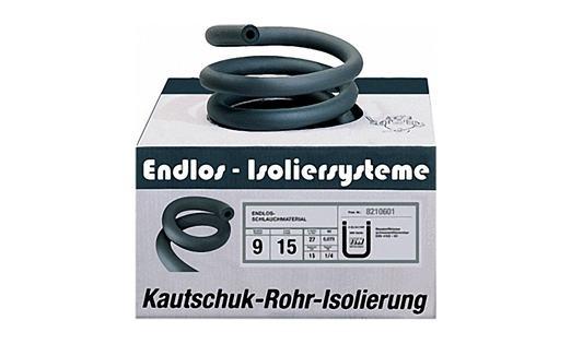 kautschuk isolierung endlos box 15 x 10 mm inhalt 33 m bei schwarte. Black Bedroom Furniture Sets. Home Design Ideas